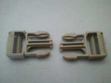 2 Replacement Tan Male Buckles - USMC ILBE GEN 2 Arcteryx Main Pack Assault Pack