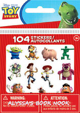 DISNEY'S TOY STORY ~STICKER PACK~ 104 STICKERS