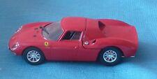 787 I BOX ITALY 8434 FERRARI 250 LM 1964 SCAGLIETTI DESIGN PINIFARINA ROUGE 1/43
