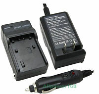 Battery Charger FOR BN-VF808 JVC Everio GZ-MG330 30GB GZ-MG130 GZ-MG330 AC/DC