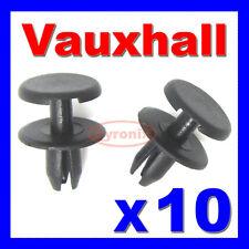 Vauxhall Zafira B Mk2 Omega B Pare-chocs TRIM CLIPS Poussoir à Rivet