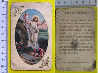 "Holy Card serie Antica -  ""La Resurrezione"" n. 16  - EGIM srl Italia"