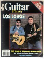 Guitar Player Magazine February 1987 Vintage Los Lobos Steve Miller Hubert