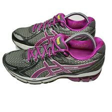 Asics Gel GT-2170 Gray/Purple Women's US Size 9.5 Athletic Running Shoes