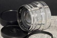 Jupiter-8 50mm f2.0 Silver Lens M39 LTM Zorki Leica f2 KMZ SHINY  w/ adapt M42