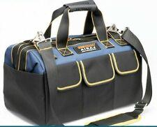 Tool Bag Oxford Cloth Electrician Multi Pocket Waterproof Anti Fall Storage Case