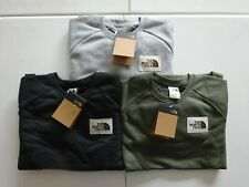 North Face Women's Heritage Long Sleeve Crew NWT 2019