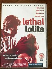 Noelle Parker LETHAL LOLITA ~ 1992 Amy Fisher True Life Acción Drama UK DVD