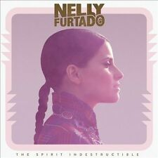 Nelly Furtado The Spirit Indestructible [Deluxe Edition] (CD, Jun-2012,... NEW
