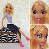 Barbie My Scene Coasterama Kennedy Doll Orange Hair MyScene RARE