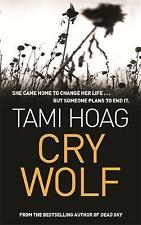 Cry Wolf, Hoag, Tami, Used; Good Book
