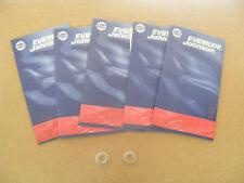 NEW OEM Johnson Evinrude 10 to 300 HP Washer Bracket Mount Screw 328703 Set of 6