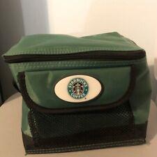 Vintage Old Starbucks Logo Lunchbag Lunchbox