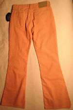 New With Tags- RRP$330- Womens G-Star Raw 'LOW HIP FLARE BROADS WMN' Jeans Cords