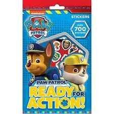 Paw Patrol 700 Stickers Book Animal Sticking Sheets Toddler Fun Art Pack Movie