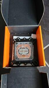 "Watercooling: CPU EK-Supreme HF - Copper/Plexi 1/4"" Water Block"