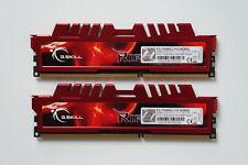 8GB G.SKILL Ripjaws X DDR3 Memory 2133MHz CL11 PC3-17000 {F3-17000CL11D-8GBXL}