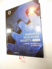 2003 Ski Doo Bombardier Snowmobile 4 Wheeler PWC Products Guide Service Manual