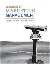 Essentials of Marketing Management w/ 2011 Update by Marshall, Greg, Johnston,