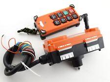Industry F21-E1B Hoist Crane Radio Wireless Remote Control Transmitter+Receiver