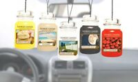 Yankee Candle USA scents Car Jar Air Freshener