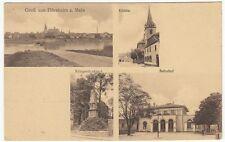 Zwischenkriegszeit (1918-39) Ansichtskarten aus Hessen für Eisenbahn & Bahnhof