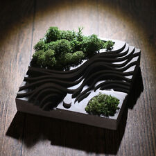 Handmade Silicone Plant Flower Pot Mould Terraces Concrete Cement Planter Mould