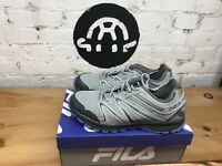 Fila Women's Northampton Trail Running Hiking Shoes Grey/ Purple US 11
