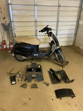 2009 VESPA GTS 250 IE WRECKED SALVAGE PARTS SCOOTER PIAGGIO GTV 300 LX 125