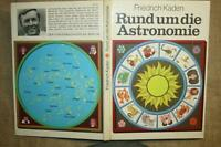 Fachbuch Astronomie, Raumfahrt, Teleskop, Himmelskunde,Fernrohr, DDR 1985