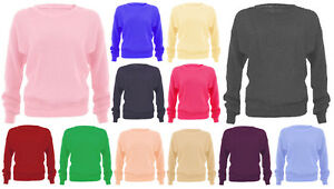 New Ladies Oversize Baggy Jumper Knit Knitted Womens Sweater chunky Top Jumper