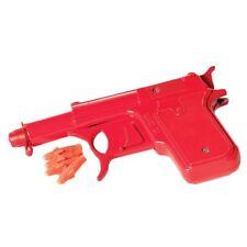 Retro Metal Die Cast Potato Spud Gun and Water Pistol Toy - Fancy Dress Boxed