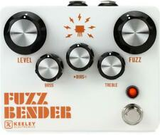 Keeley Fuzz Bender 3 Transistor Hybrid Fuzz Pedal FREE shipping