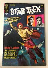 Star Trek vol 1 Issue #10 Gold key - Nice Mid Grade book - Hard to find