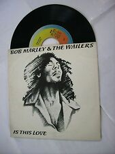 "BOB MARLEY - IS THIS LOVE - 7"" VINYL ITALY 1978 EXCELLENT CONDITION"
