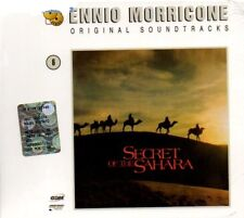 Secret Of The Sahara / Metello - 2 x CD Complete - Limited 300 - Ennio Morricone