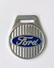 Ford Vintage Key Fob Keyring Car Badge 1960s Melsom Birmingham