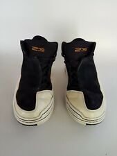 Jordan 318576-031 SZ US 9 Basketball Shoes Black And White Orange preowned