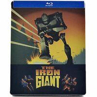 The Iron Giant Signature Edition FYE Exclusive Blu-Ray Steelbook