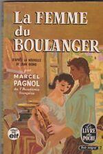 Marcel Pagnol - La femme du boulanger - stations-service  ELF