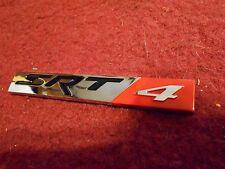 0000045B New 2007 2008 2009 2010 Dodge Caliber Dart Srt4 Rear Body Emblem New 5030458Aa