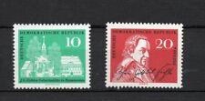DDR MiNr. 889 - 890 200. Geburtstag von Johann Gottlieb Fichte  Postfrisch