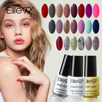 Elite99 UV Nagellack Nail Gel Polish Art Base Top Coat Gelish Gellack Nagelgel