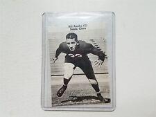 Bill Anahu Santa Clara University 1939 Football Pictorial Roto-Panel