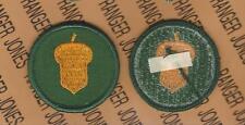 US Army 87th Infantry Division dress uniform patch m/e