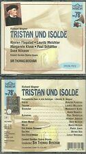 RICHARD WAGNER - TRISTAN ET ISEULT / TRISTAN UND ISOLDE / 3 CD - CLASSIQUE NEUF