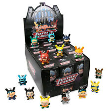 Dunny DC Justice League Dunny Keychain Series Blind Box Set of 24 NEW Kidrobot