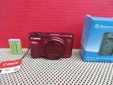 Canon PowerShot SX720 HS 20.3MP Digital Camera  * RED * L@@K