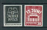 Luxus Berlin Mi-Nr. 110-111 ** postfrisch