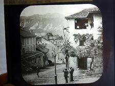 FOTO ANTICA 1880 ORTA S GIULIO NOVARA LAGO